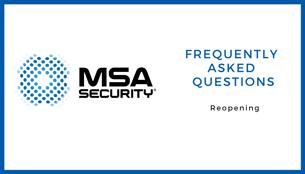MSA FAQ